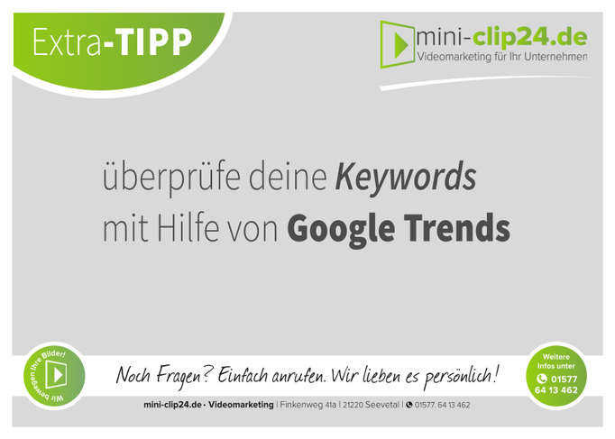 mini-clip24.de • Videomarketing: Tipp-Galerie