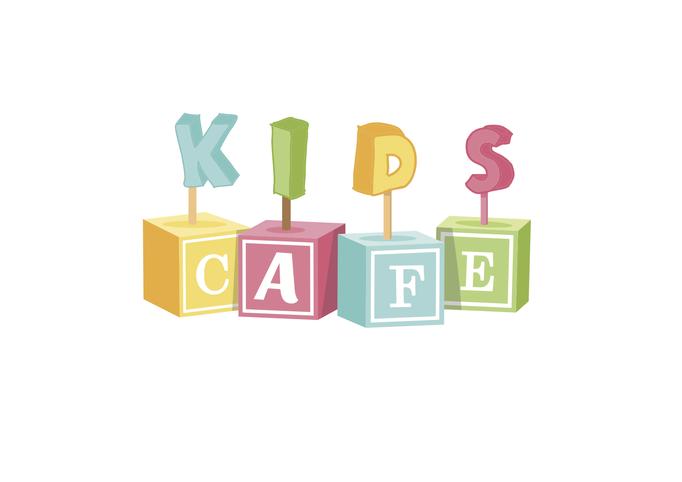 """Logodesign """"Kinder Café 02"""""""