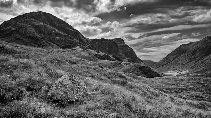 Glen Coe - Three Sisters