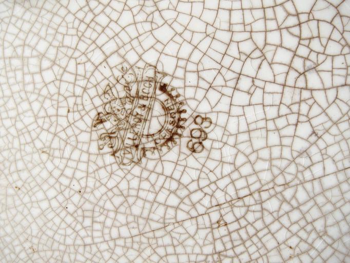 Antike Porzellan-Craqueleur