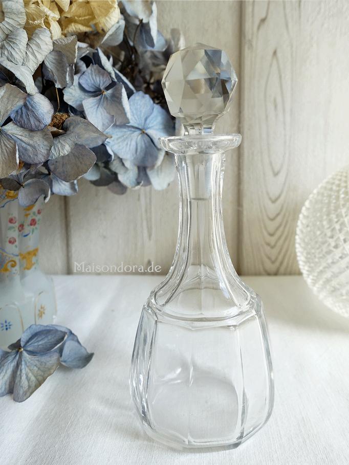 Antiker Glasflakon