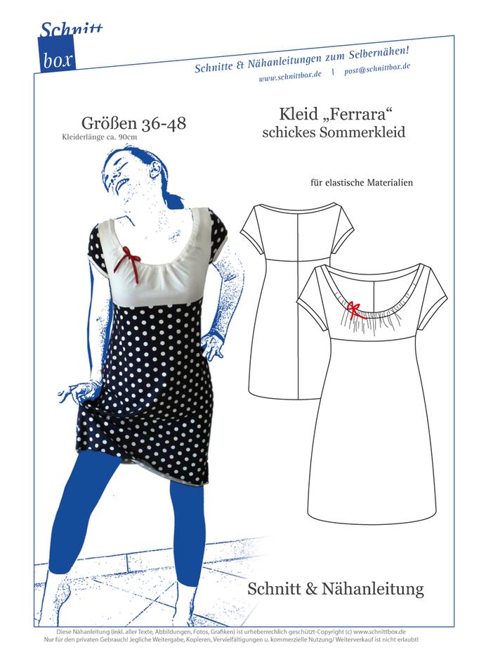 Kleid Ferrara