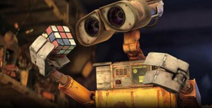 WALL-E   Der letzte räumt die Erde auf