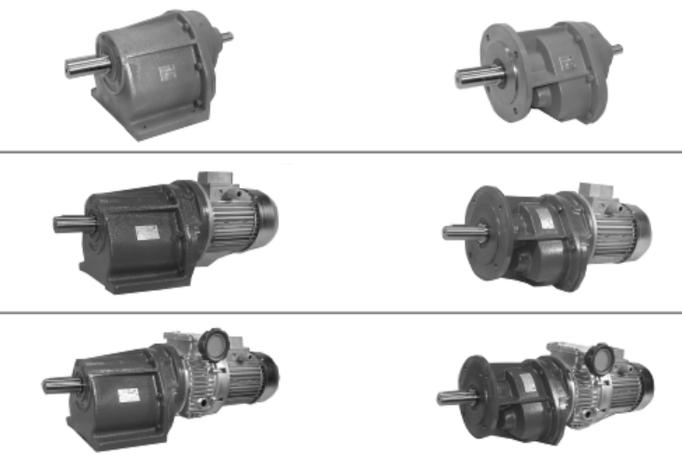 catalogue motor moteur et reducteur Eujo