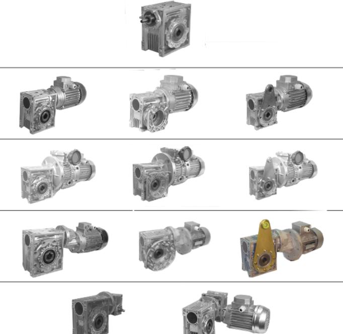 catalogo de despieces para recambios y repuestos de motores y reductores Framan Drive: eje, piñón, corona, sinfín, rodamiento, retén, carcasa, brida, plato.
