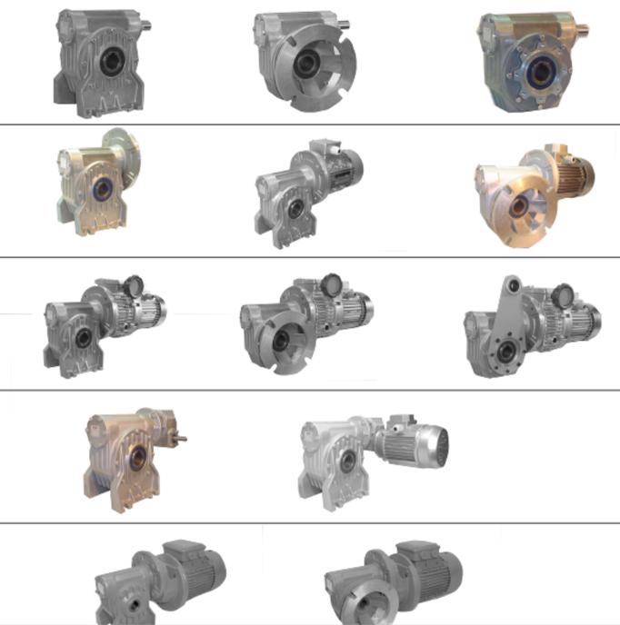 spare parts Eujo catalog motor, gear, gearmotor, gearbox