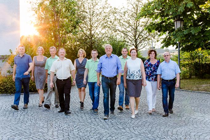 Wahlkampagne ÖVP Arbing