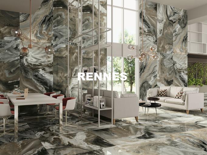 Carrelage marbre Rennes