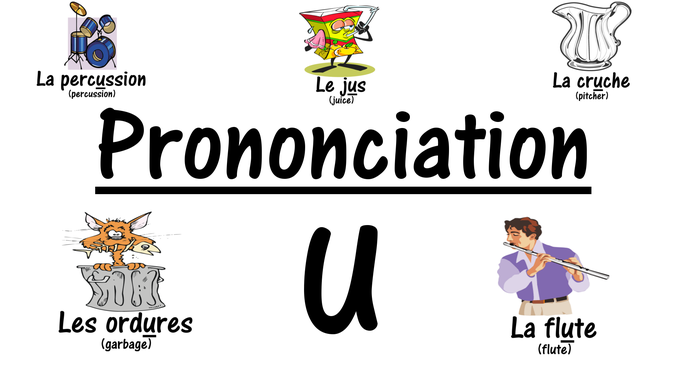 French Pronunciation U