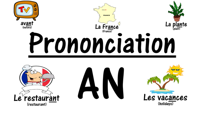 French Pronunciation AN