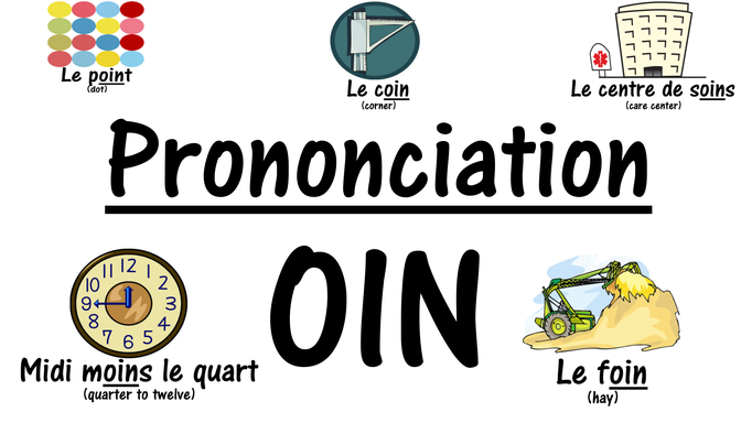 French Pronunciation OIN