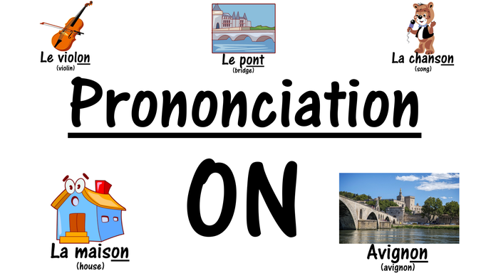 French Pronunciation ON