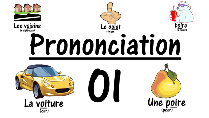 French Pronunciation OI