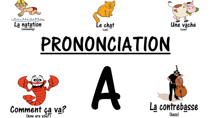 French Pronunciation A