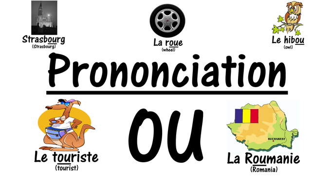 French Pronunciation OU