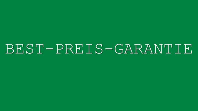 Best-Preis-Garantie für Ihre Gartenmöbel
