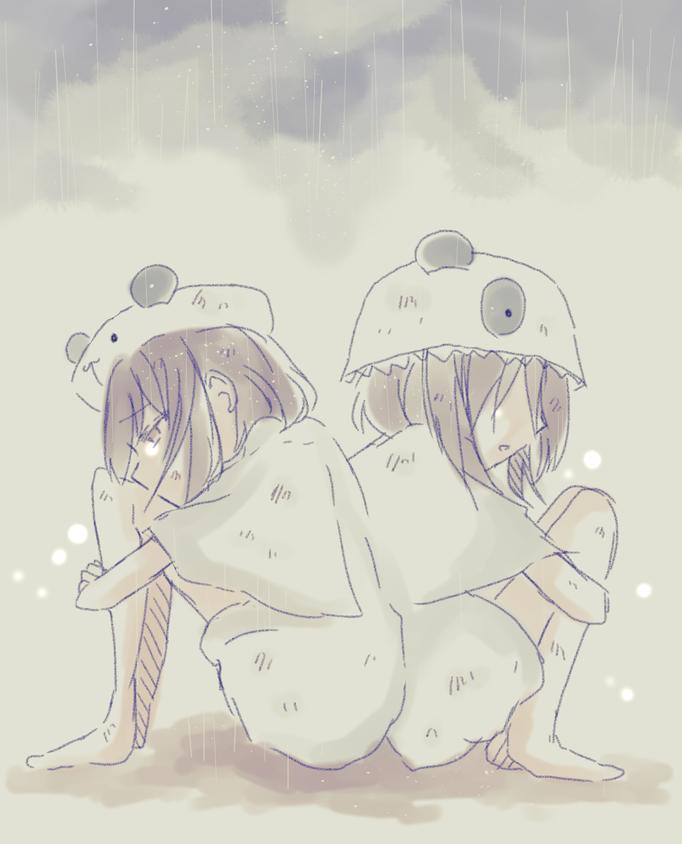 呪われた双子