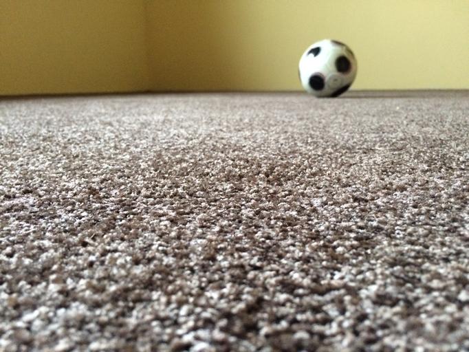Teppich Hochflohr