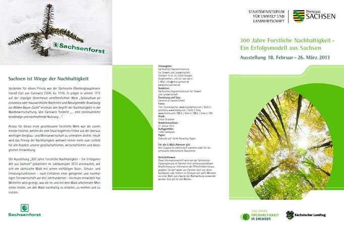 30 Jahre Nachhaltige Forstwirtschaft