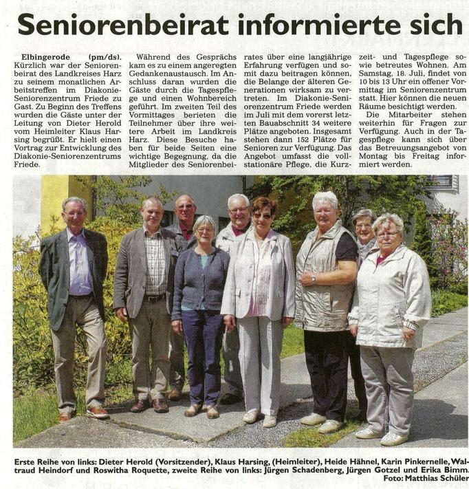 Generalanzeiger Mai 2015