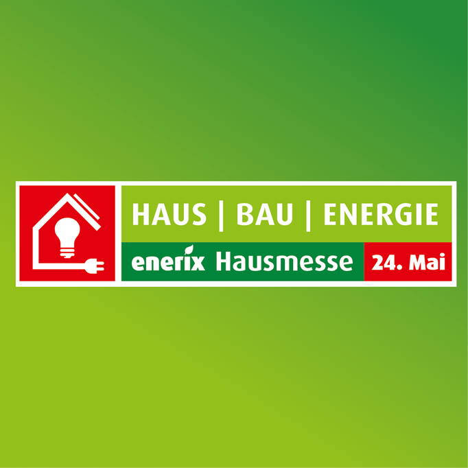 enerix Hausmesse - Logo