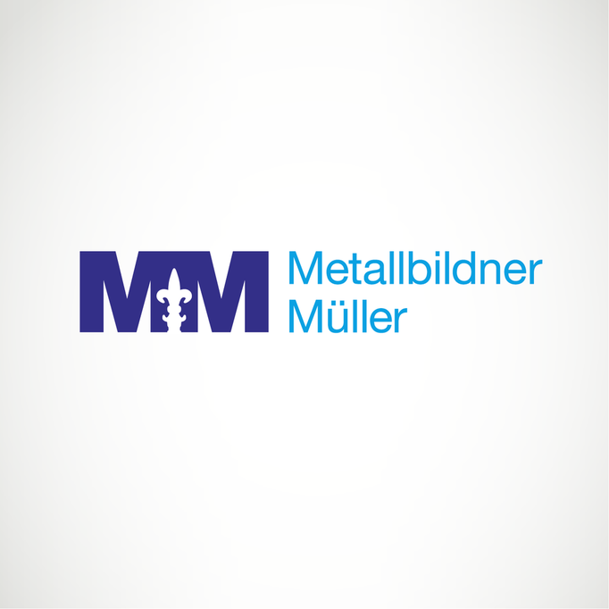 Metallbildner Müller - Logo