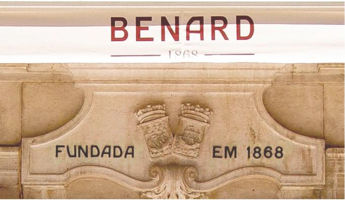 Fronton Pasteléria Bénard (FB)