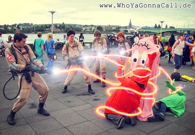 Who Ya Gonna Call - AnimagiC 2011