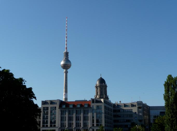 Berlin - Sehenswürdigkeiten - exklusive Fotografien von M. A. MARTIN