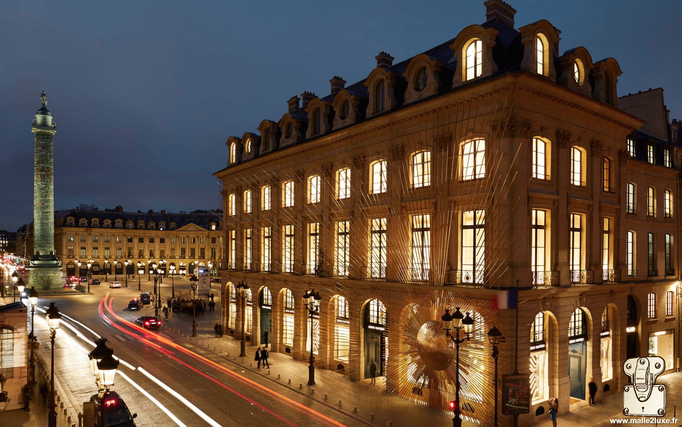 Boutique louis vuitton rue saint honore place vendome