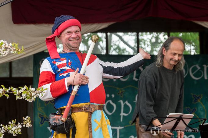 SILOAH - Mittelalterliches Blütenfest in Neufrankenroda 2015