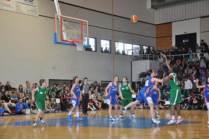 Logrono - Orly en finale féminine 2012