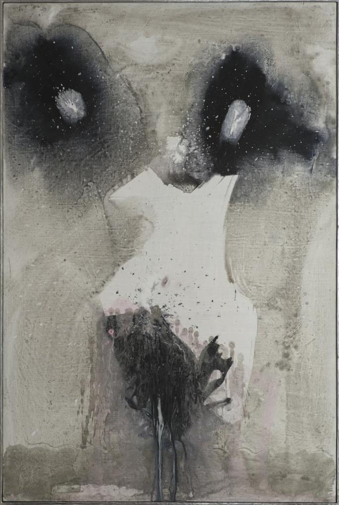 2009, Venus, 90x60, Acryl-Leinwand