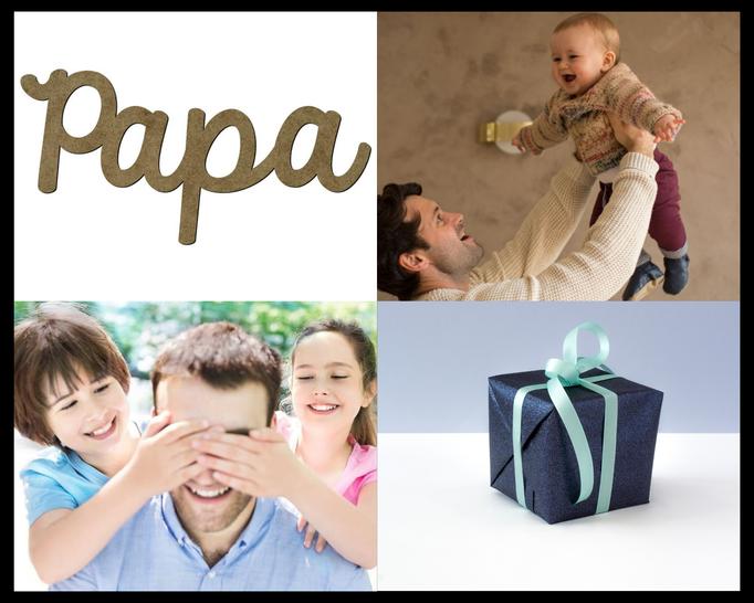 Idée cadeau papa