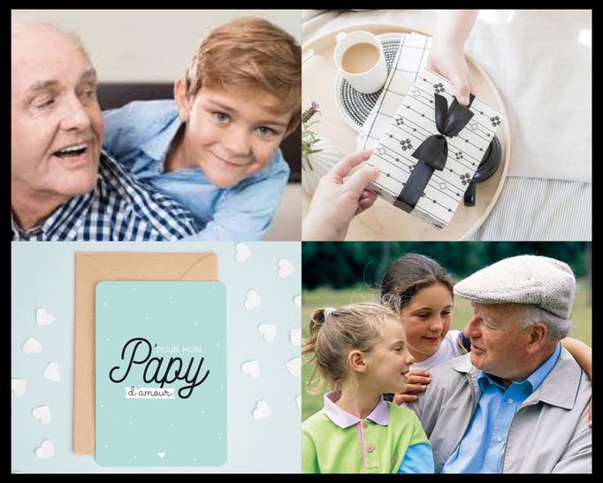 Idée cadeau papy