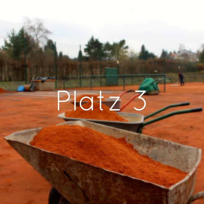 Bilder Instandsetzung Platz 3 2015