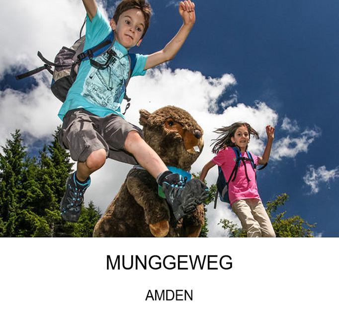 Ausflugsziel speziell für Kinder: Munggeweg