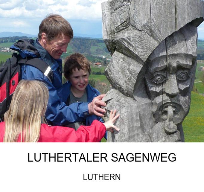 Ausflugsziel: Lutherthaler Sagenweg