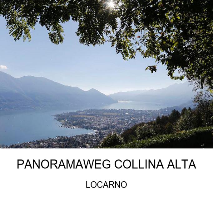 Ausflugsziel: Panoramaweg Collina Alta