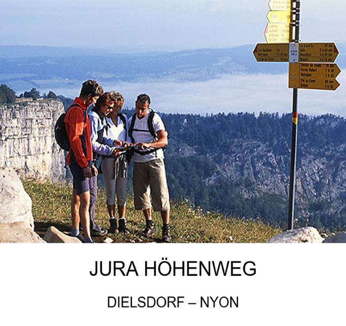 Ausflugsziel Kanton Bern: Jura Höhenweg