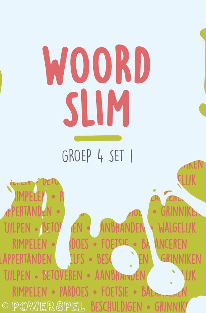 Woordslim groep 4