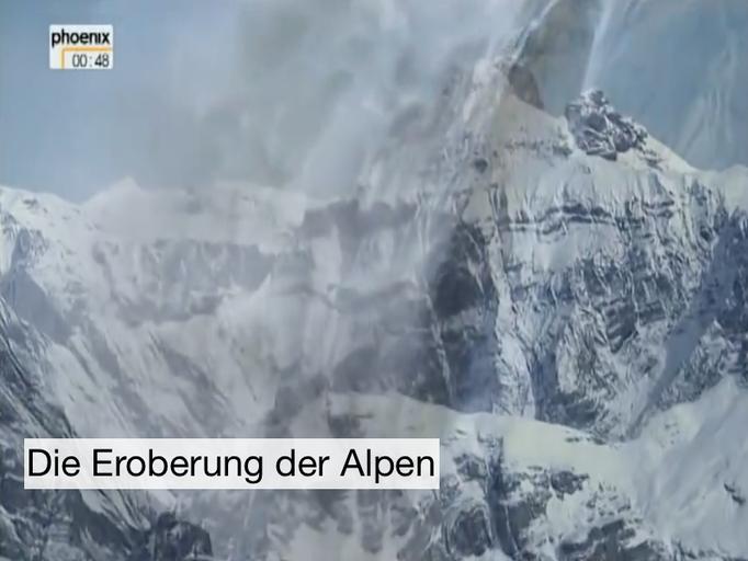 Eroberung der Alpen