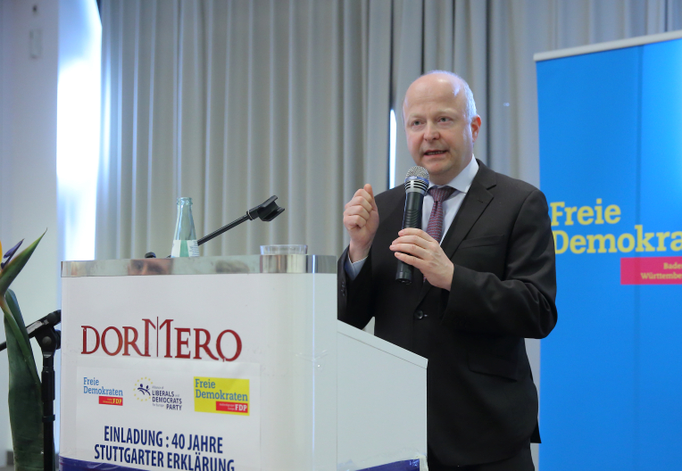 Michael Theurer MdEP, Landesvorsitzender FDP-Baden-Württemberg