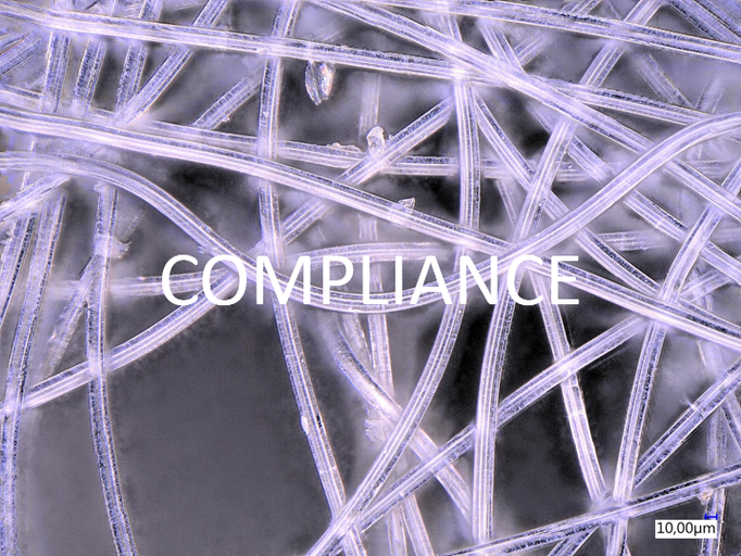 Compliance: We always comply with all legal regulations and rules