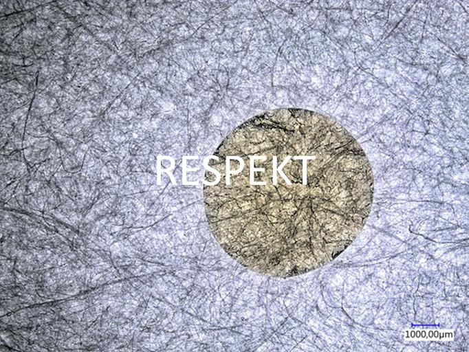 Respekt: Wir sind ehrlich, respektvoll und sensibel im Umgang mit anderen