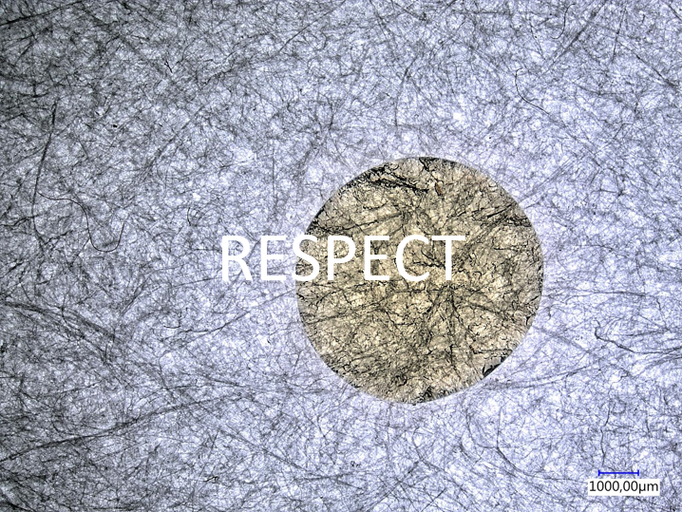 Respect: We are honest, respectful and sensitive in our dealings with others