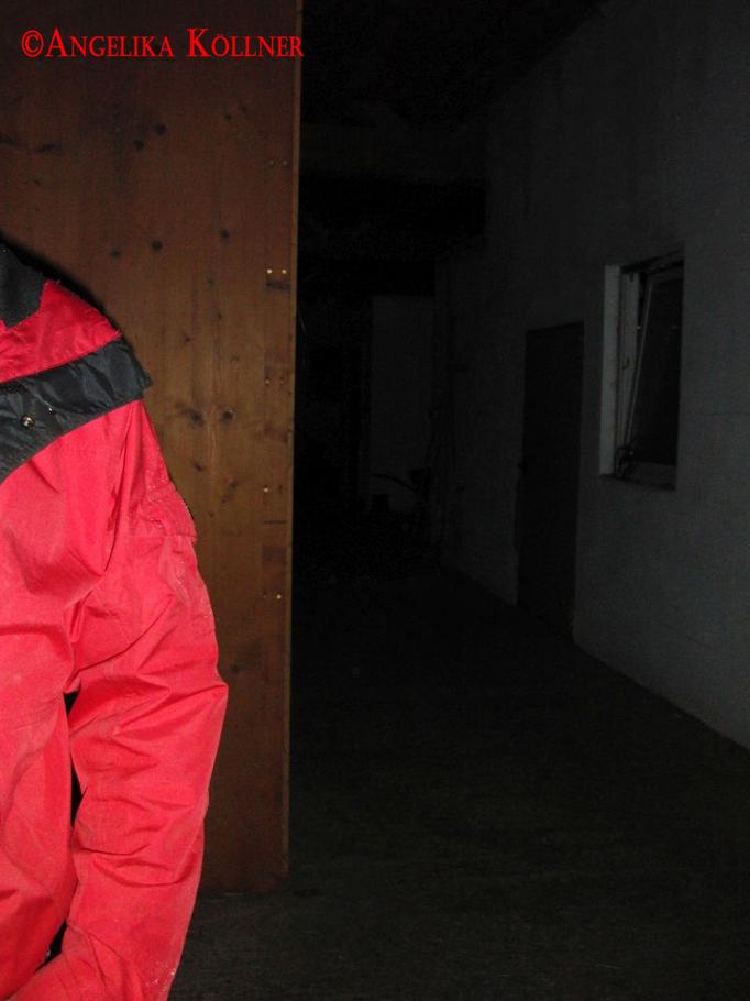3. Eindrücke der ESP-Sitzung im Stall. #Ghosthunters #paranormal #Spuk