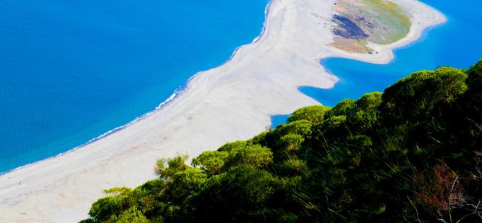 Natur pur - Das Naturreservat Laghetti di Marinello.