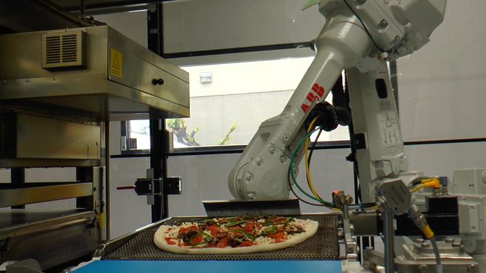 Job-Automatisierung: Die Roboter-Pizza