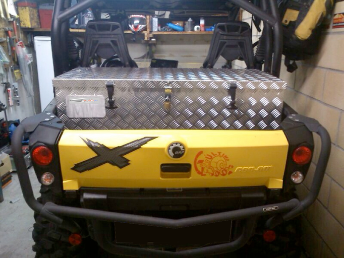Caja SUV Can Am